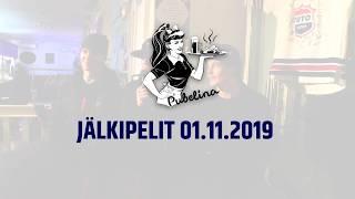 Jälkipelit 1.11.2019, Pubelina