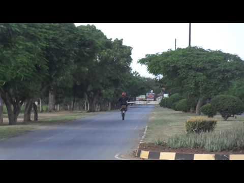 KTM 690 Wheelie. Khwela Adventures Swazi Hardcore Ride.