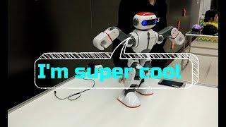 Выставка роботов в ТЦ ''Карусель'' Гомель