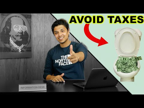 How To Avoid Taxes Legally As A Business Owner - Pay Less Taxes!