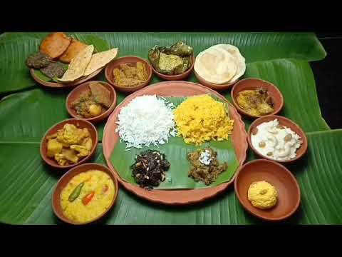 SM's Kitchen - Puja Special Bhog Thali