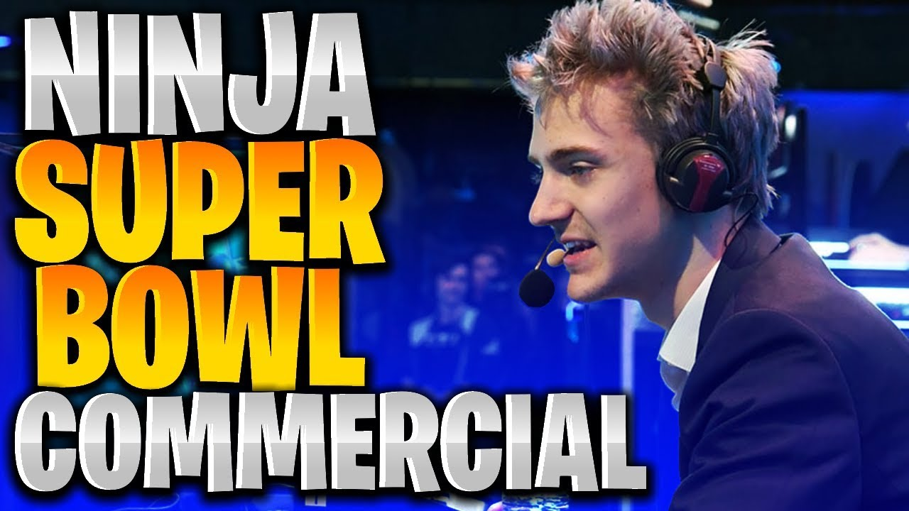 Download Ninja's Super Bowl Commercial Is INSANE (COMMUNITY REACTIONS)