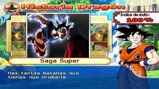 Goku VS Jiren Story Mode (Full Battle) | Dragon Ball Z Budokai Tenkaichi 4
