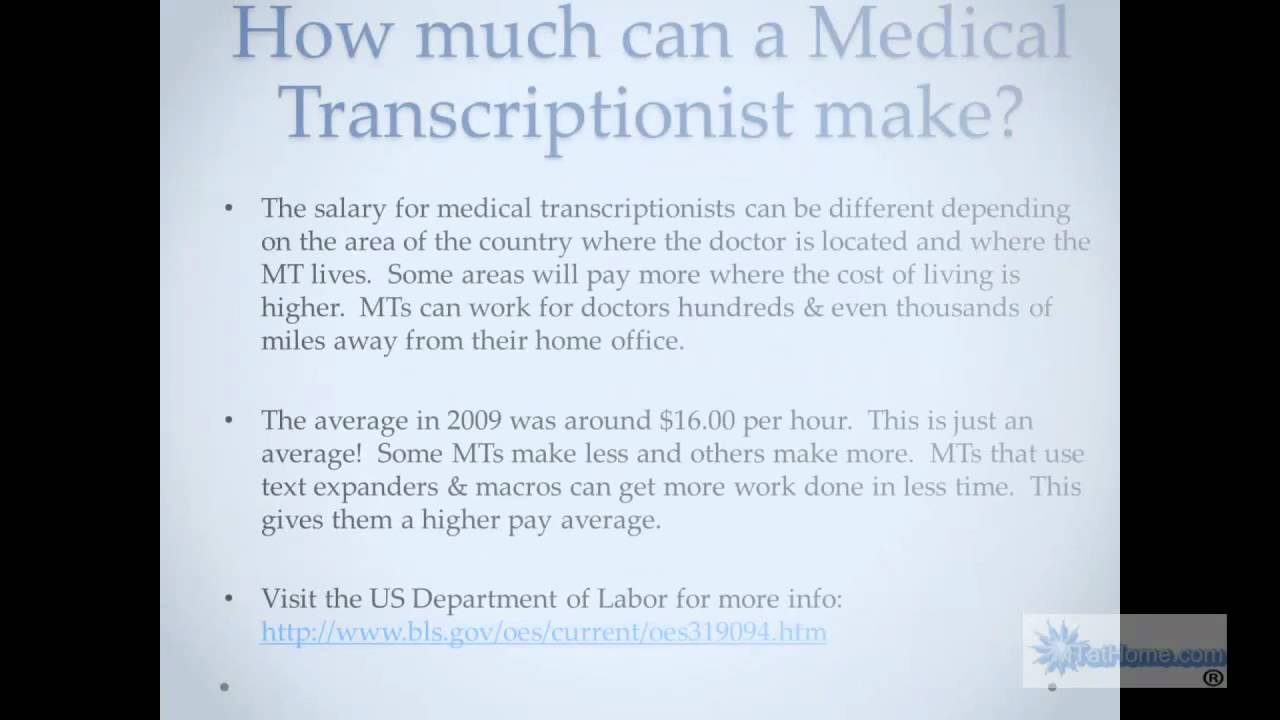 Medical Transcription Training Courses4 Youtube