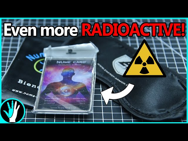 Negative Ion Products That are EVEN MORE Radioactive (+Exciting Update!!)