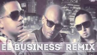 """""""El Business"""" - J alvarez Ft Alexis y Fido -(Remix) (Con Letra Original) ¡2013!"""
