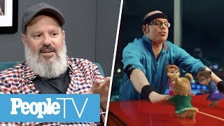 David Cross' Daughter Doesn't Care That Her Dad Starred In 'Alvin And The Chipmunks' | PeopleTV thumbnail