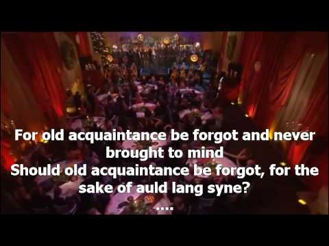 Rod Stewart - Auld Lang Syne
