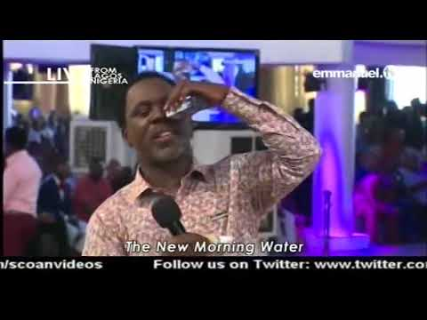 EMMANUEL TV LIVE SERVICE   SUNDAY 15  10 2017 MASS PRAYER BY PROPHET TB JOSHUA VIDEO 4 OF 10