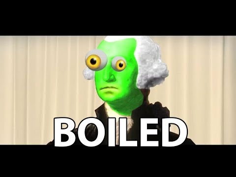 BOILED by ZGW (ROYALS - LORDE - Parody Song)