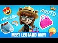Meet Leopard Amy from Jungle Animal Hair Salon 2 | Fun Pet Care Game | TutoTOONS Cartoons for Kids