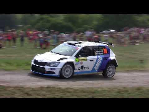 Barum Czech Rally Zlín 2017 | 28 | Albert von Thurn und Taxis - Bjorn Degandt