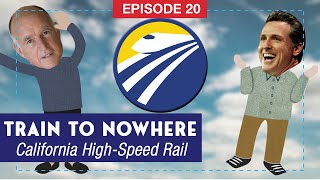Californias High-Speed Train to Nowhere What Went Wrong