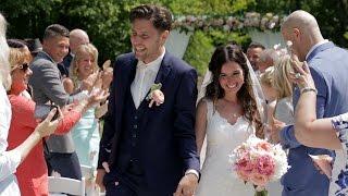 Michael & Megan trouwen bij Slot Moermond