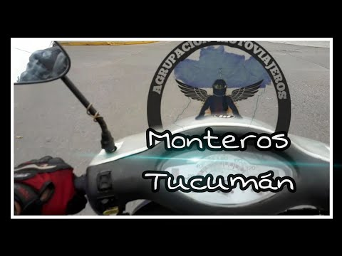 Monteros Tucumán  Con El Amigo Eduardo José Rat