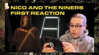 NICO AND THE NINERS FIRST REACTION (new theories) - twenty one pilots