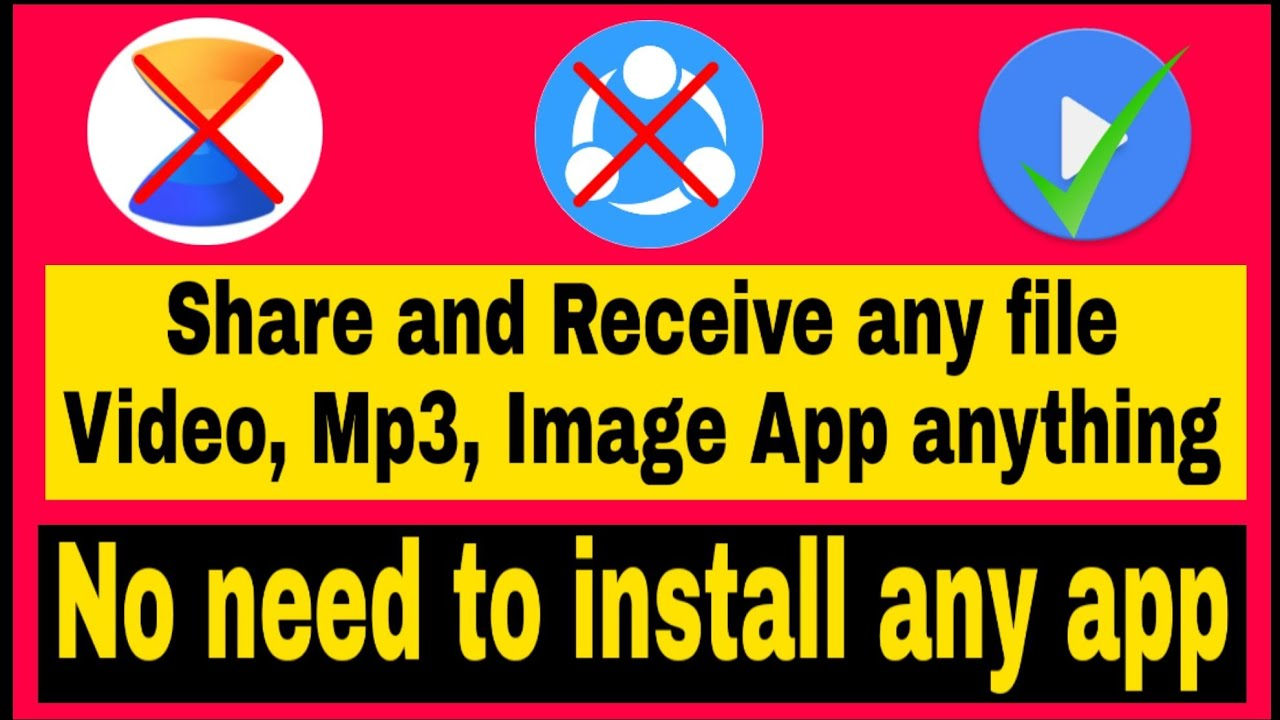 how to share files from mx player | share files without xender and share it | mx share file transfer