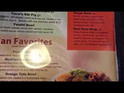 Green Vegetarian Cuisine Restaurant  Review- San Antonio, Texas