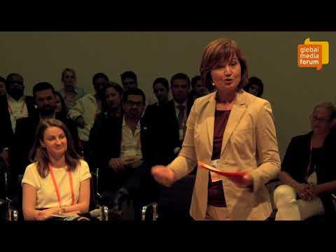 Deutsche Welle Global Media Forum 2018: Game changers? Women in the media business
