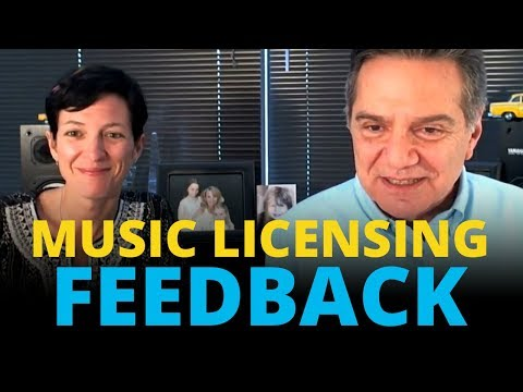 Film & TV Music Licensing Feedback with Brooke Ferri [Song Reviews]
