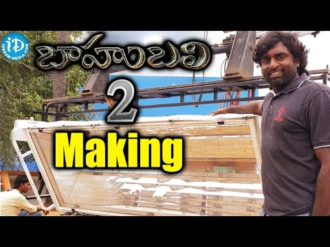 Baahubali - The Conclusion || Senthil Tweets On Making of Baahubali || Prabhas || Anushka