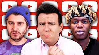 WOW! Pride Month Bishop Controversy Brings Out H3H3 & Others, Starbucks Coffee Cancer Ruling, & More