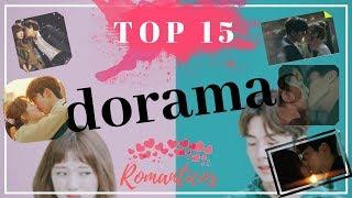 TOP 15  DORAMAS MAS  ROMANTICOS QUE NO TE PUEDES PERDER / Flor Yahaira