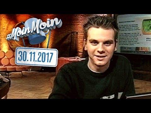 Nostal-GIGA: Moderations-Debüt vor 17 Jahren | MoinMoin mit Etienne