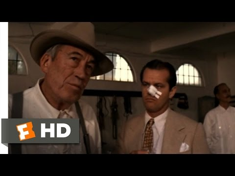 Chinatown (3/9) Movie CLIP - Find the Girl (1974) HD