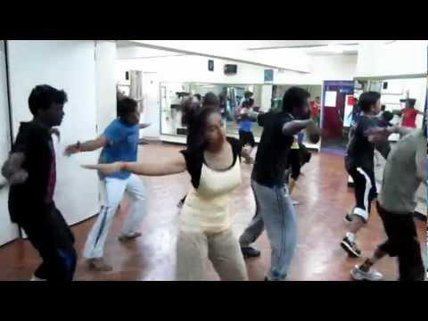 Jazz/ Jive Rehearsals: Summer & Groove 2012