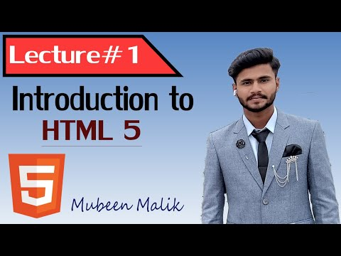 Introduction To HTML 5(Chapter-1) Code Chef