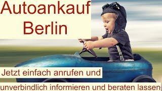 Autoankauf Berlin | Autohandel Auto ankaufen