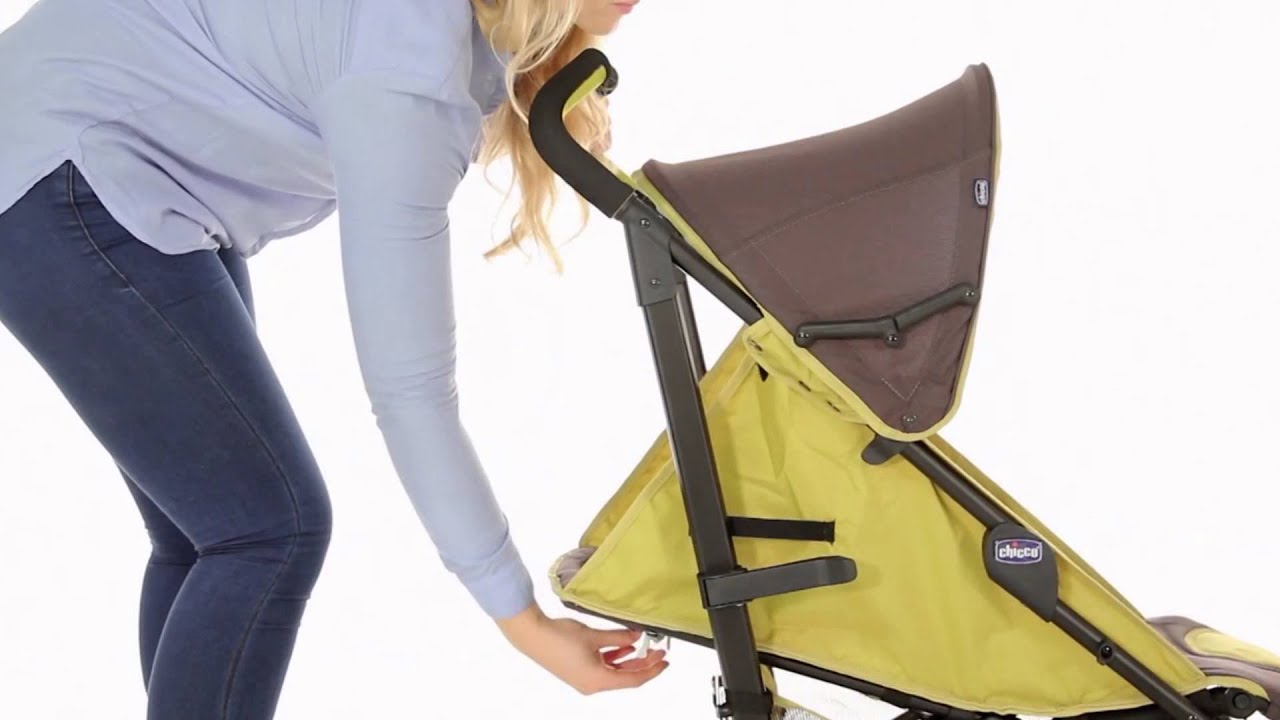 Chicco Umbrella Stroller Green - Stroller
