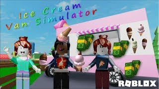 Roblox - Ice Cream Van Simulator Update