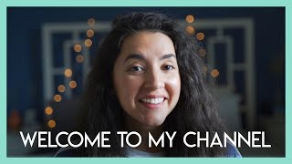 WELCOME TO MY CHANNEL! | Chantel Houston