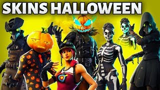 New Halloween Skins (6.02) - Fortnite Season 6