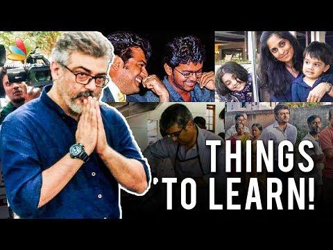 Things to Learn from Ajith Kumar : RK Suresh Interview  | Billa Pandi | Thala Birthday Spl