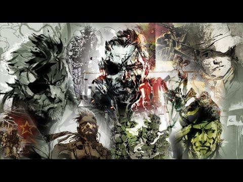 Metal Gear Solid - Never Ending War (Tribute)
