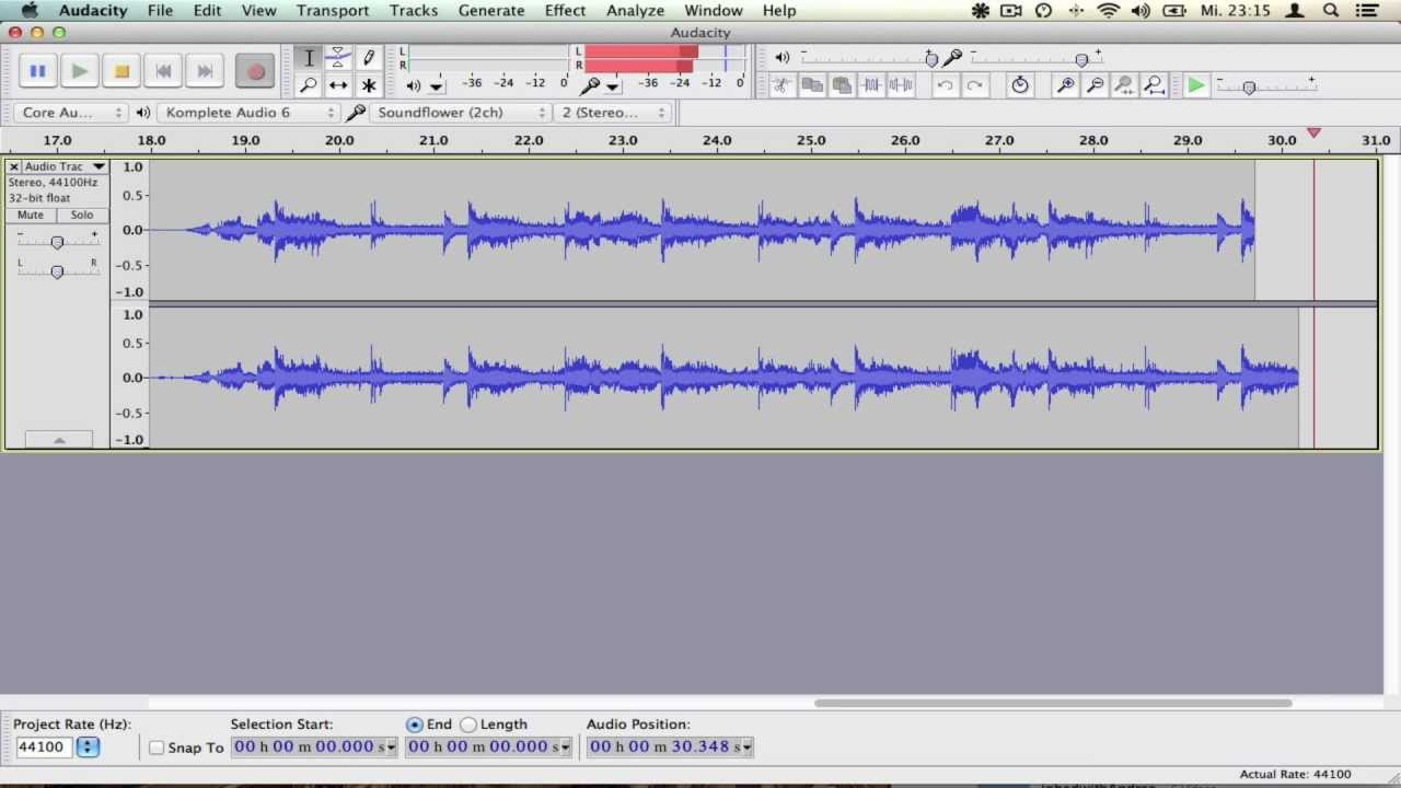 Step 2: Configure Soundflower