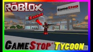 Roblox - Gamestop Tycoon🎮😂