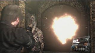 Resident Evil 6 - The Screamer Gameplay