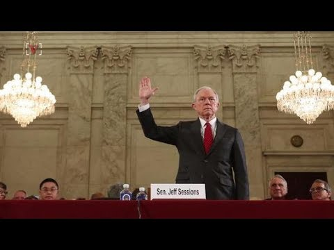 Download Youtube: WATCH: Attorney General Jeff Sessions testifies before Senate committee on Russia, Comey,