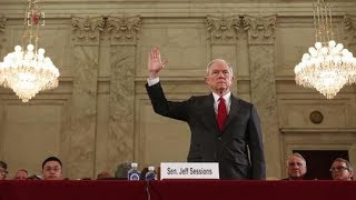 WATCH: Attorney General Jeff Sessions testifies before Senate committee on Russia, Comey, Free HD Video