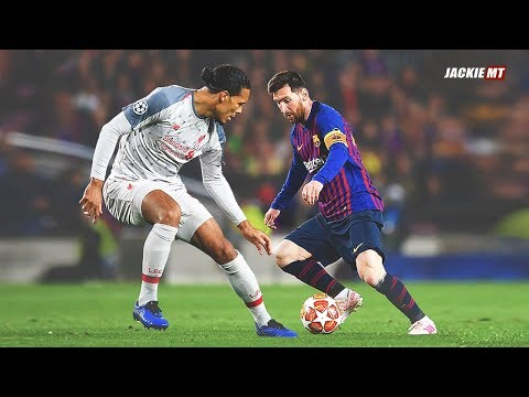 When Famous Players Destroyed by Lionel Messi