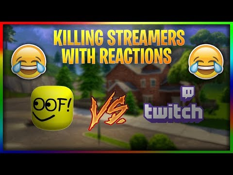 KILLING TWITCH STREAMERS WITH BOTH POV | N1CKY