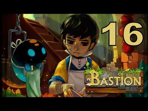 Bastion PS4 Let's Play Walkthrough Part 16 - The Explores The Tazal Terminals