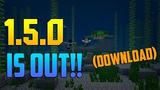OFFICIAL UPDATE 1.5.3 PHASE 2 is OUT!! - Minecraft PE (Download link)