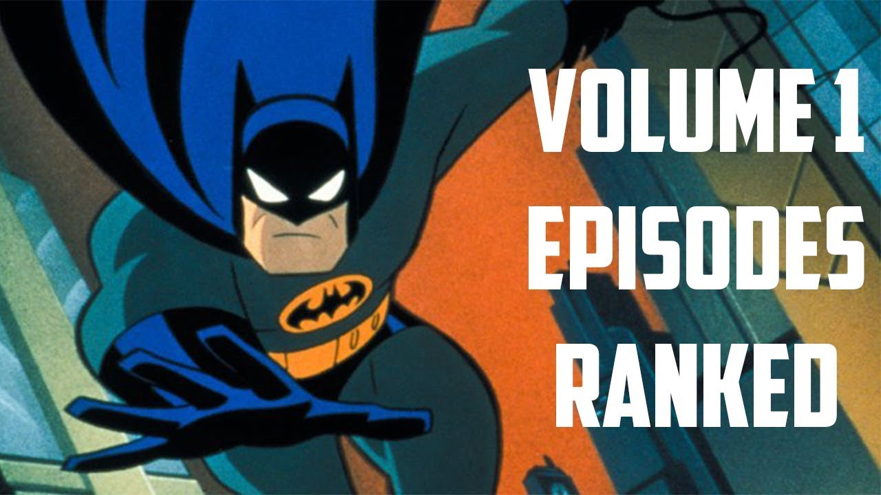 Download All Batman: The Animated Series Volume 1 Episodes Ranked