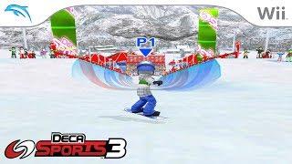 Deca Sports 3 | Dolphin Emulator 5.0-10057 [1080p HD] | Nintendo Wii
