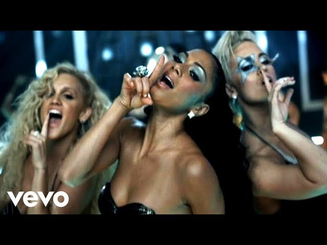 The Pussycat Dolls - Hush Hush Hush Hush
